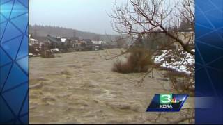 1997 New Year's flood devastated Northern California