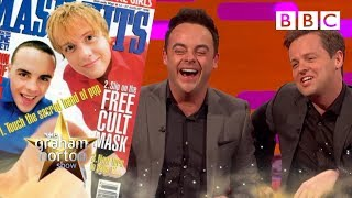 Ant & Dec's embarassing old photo shoots - The Graham Norton Show: Series 18 Preview - BBC One