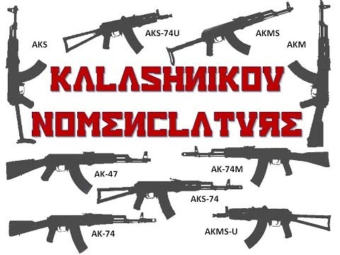 Guide to AK47 Models