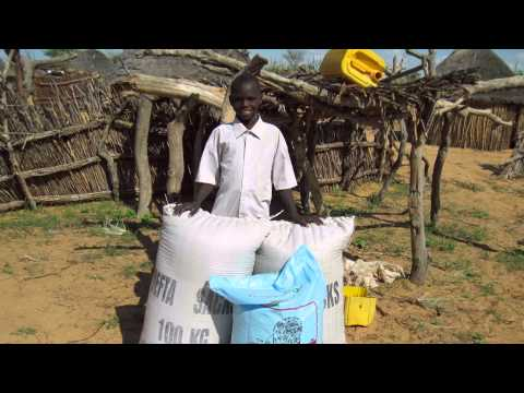 West Africa Food Crisis | Thank you for helping Sallisou