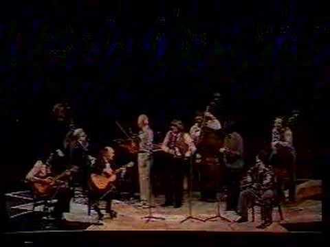 Stephan Grappelli 70th birthday concert