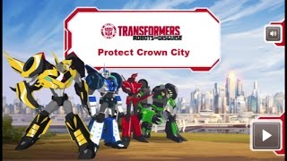 I.G. - Transformers Robots In Disguise Protect Crown City: FRAME RATE IN DISGUISE!!