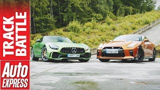 Nissan GT-R vs Mercedes-AMG GT R: would the real GTR please stand up?