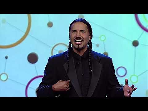 Gyasi Ross Powerful Speech at the People of Color Conference