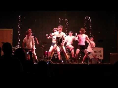 Harborside Middle School Talent Show YES Dance 2011