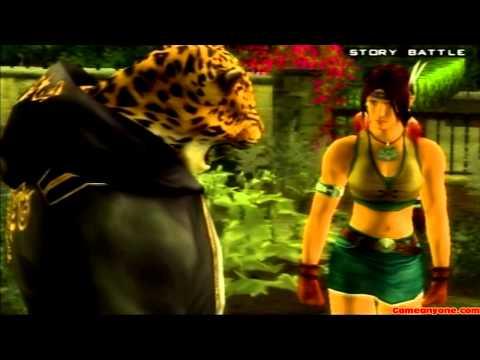 Tekken 5 - Story Battle - King Playthrough video