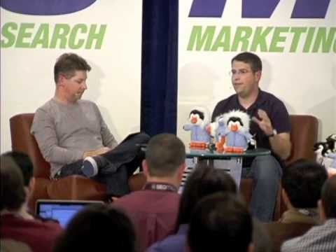 SMX Advanced 2012 keynote: Matt Cutts on Links vs. Social Signals