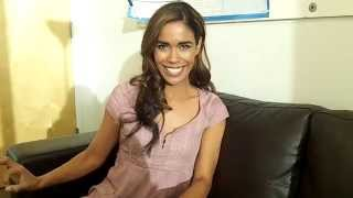 The Night Shift On-Set Interview with Daniella Alonso