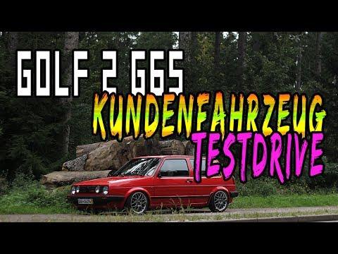 VW Golf 2 G65 Lader G-Lader | www.g65-lader.de