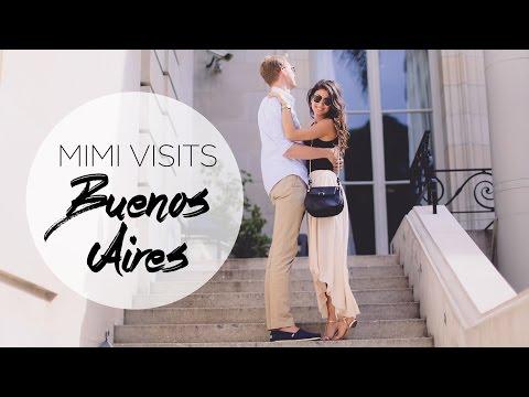 Visiting Buenos Aires | Mimi Ikonn Vlog