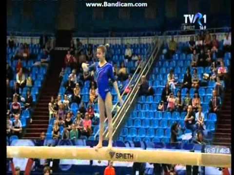 2013 European Gymnastics Championships - WAG AA - Part 1