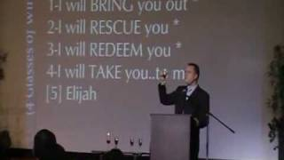 Communion Presentation-Jesus Drank The 5th Cup
