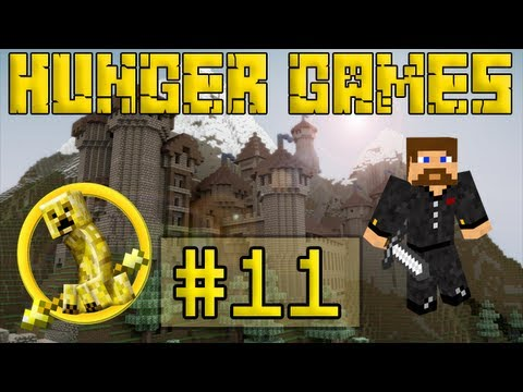 Minecraft Hunger Games #11 -  И снова эта карта!