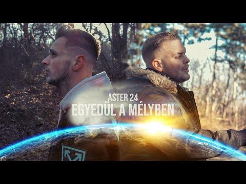 ASTER 24 - Egyedül a mélyben (OFFICIAL 4K  MUSIC VIDEO)