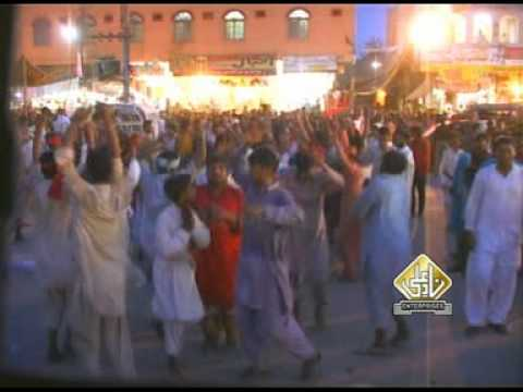Zamin Ali Aya Mela Aya Dhamal 2011 video