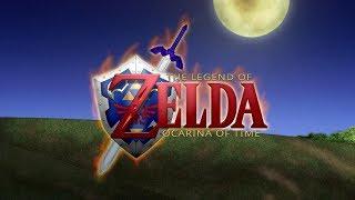 The Legend of Zelda: Ocarina of Time - Stream/Live - Part 5.1
