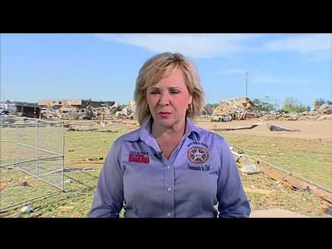 Oklahoma Gov. Mary Fallin on Immediate Needs