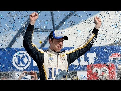 Victory Lane: Keselowski doubles down in Vegas