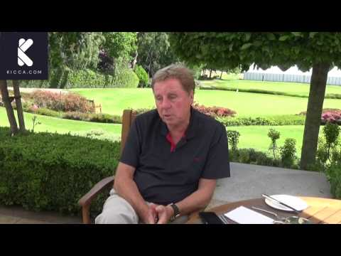 Harry Redknapp on spotting Rio Ferdinand's talent