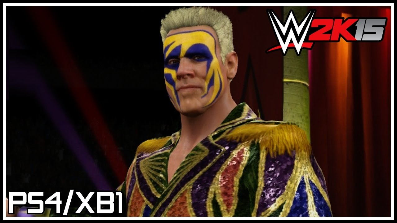 WWE 2K15 PS4/XB1 - Surfer Sting '91 Entrance, Signatures ...