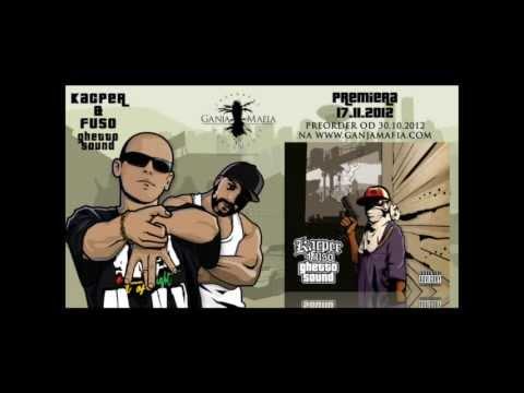 """Kacper & Fuso - """"Ghetto Sound"""" PromoMix ( Premiera 17.11.12 )"""