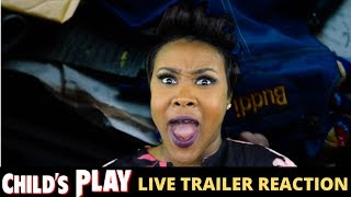Child's Play 2019 Trailer 2 Reaction