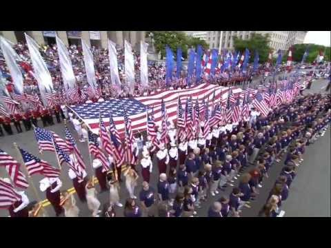 National Memorial Day Parade - 2013