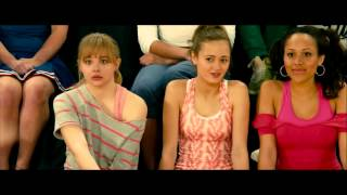 Kick-Ass 2 - Brooke (Claudia Lee) Dance Scene