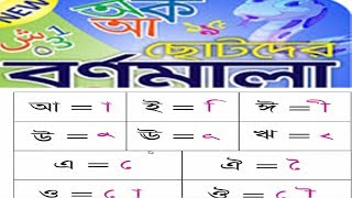 Bangla Bornomala Learning By আফিফা মোবাশ্বিরা