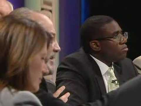 Galloway on Question Time 2006-06-08 1