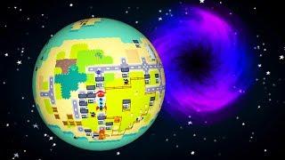Humans Escape The Apocalypse In Simmiland