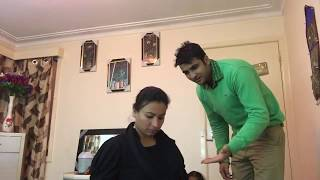 Upset Wife | Punjabi Funny Video | Latest Sammy Naz | King B Chouhan