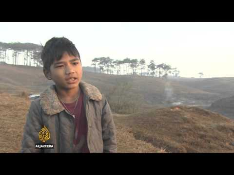 Child labour rife in India's coal mines