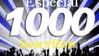 Vídeo Especial 1K De Inscritos + FEAR 3