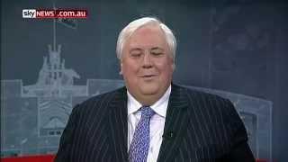 Clive Palmer on Sky News show Richo + Jones