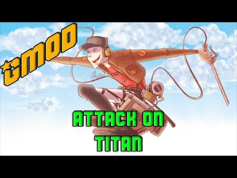 GMOD: Attack On Titan Gameplay ITA