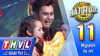 THVL | Cặp đôi hài hước Mùa 2 – Tập 11[4]: Thâm sơn tửu quán – Bảo Chu, Sơn Ca
