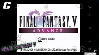 Download Final Fantasy V |#2 GBA GAME