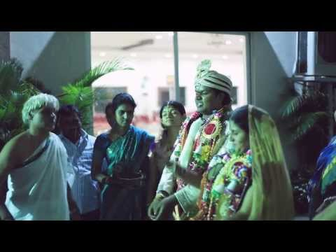 Varma and Srija wedding film by deezee films
