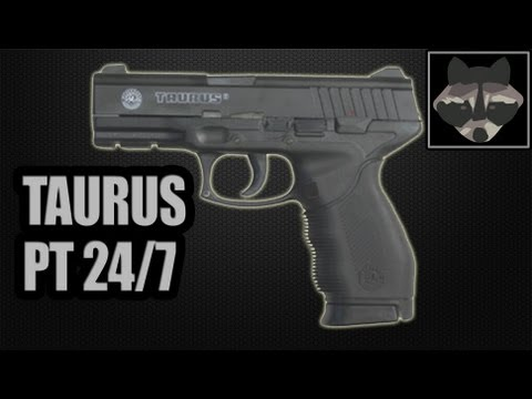 [GER] Taurus Pt 24 7 - Airsoft Picture Review
