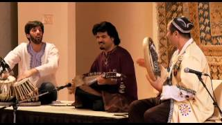 Homayun Sakhi, Salar Nader and Abbos Kosimov perform at the Ismaili Centre, Burnaby : TheIsmaili.org