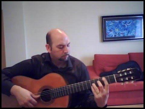 manos cariñosas por juan ramon jimenez instrumental a guitarra