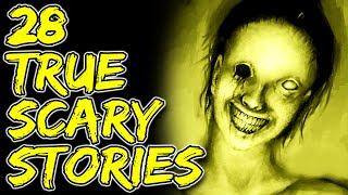 28 Scary Stories | True Scary Horror Stories | Reddit Let's Not Meet And Others