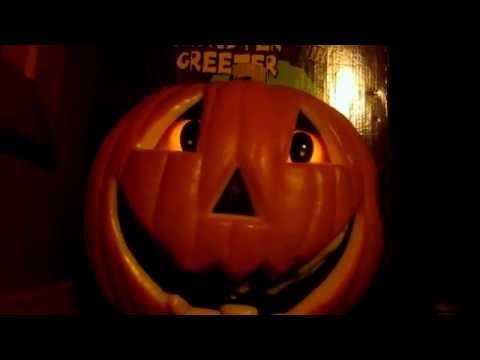 Gemmy Talking pumpkin thumbnail