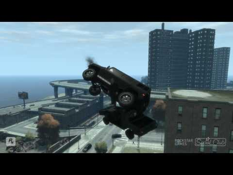 Swingset Glitch Location. GTA IV (Bug): Swing of Death