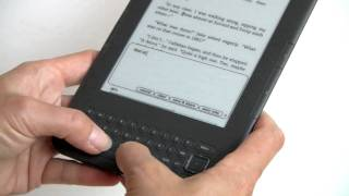 New Nook Simple Touch vs Amazon Kindle 3 Comparison