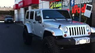 2011 AEV JEEP WRANGLER JK LIFTED ON 37s Toyo TIres Bilstein Shocks