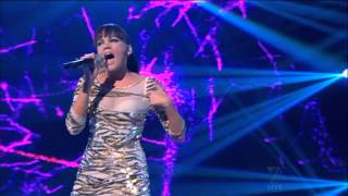 Samantha Jade (sing-off) The X Factor Australia 2012 16-10-2012 (HQ)