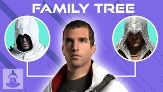 Assassin's Creed Family Tree Explained! (Desmond Miles) | The Leaderboard