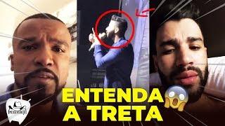 GUSTTAVO LIMA DEBOCHA DE ALEXANDRE PIRES NO PALCO!